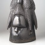 Helmet Mask (Zogbe) for Sande Society