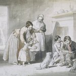Study for Lesson in Charity