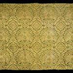 Loom Width of Silk Fragment