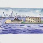 Design for Staten Island Ferry