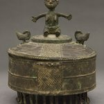 Lidded Box (Kuduo)