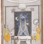 Worship of Shri Nathaji