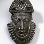 Hip Ornament with Human Face (Uhunmwun-ekue)
