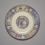 Plate (New York Worlds Fair)