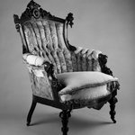 Armchair (Renaissance Revival style)