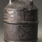 Storage Box for Tukula Powder (Kukia)