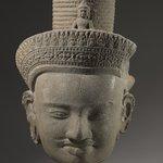 Head of Bodhisattva Avalokitesvara