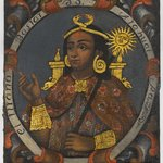 Atahualpa, Fourteenth Inca, 1 of 14 Portraits of Inca Kings
