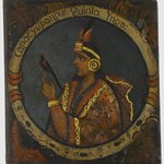 Capac Yupanqui, Fifth Inca, 1 of 14 Portraits of Inca Kings