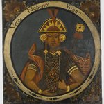 Urco, Ninth Inca, 1 of 14 Portraits of Inca Kings