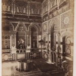 Damascus- Interior of the British Consulate