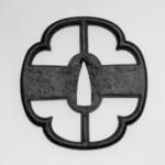 Heianjo-Style Tsuba (Sword Guard)