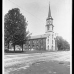 Dutch Reformed Church, Flatbush at Church, Flatbush, Long Island