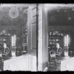 Rem Lefferts House, Interior, Fulton Street opposite Arlington Place near Bedford, Brooklyn