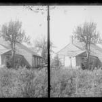 L. Eldert House, Rear, Eldert Lane near Atlantic Avenue, Brooklyn
