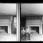 J. Birdsall House, East Front Bedroom, Flatbush opposite Fenimore Street, Flatbush, Brooklyn