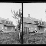 Bergen House, Back, Rear View, Bergen Beach, Flatlands, Brooklyn