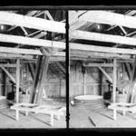 Vanderveer Mills Vanderveer Crossings, Interior, Upstairs, Machinery, Canarsie, Brooklyn