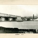 Bridge at Albany, New York