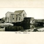 Tide Mill, Orient, Long Island