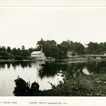 Boat House, Easops Creek, Saugerties, New York