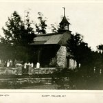 Church, Sleepy Hollow, New York