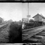 Railroad, Depot, Southampton, Long Island