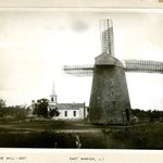 Wind Mill, East Marion, Long Island