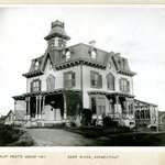 Charley Posts House, Deep River, Connecticut