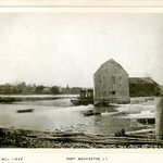 Cox Mill, Looking North, Port Washington, Long Island