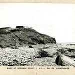 South of Lighthouse, Bluff at Montauk Point, Long Island