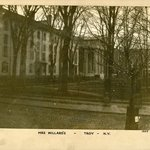 Mrs. Willards, Troy, New York