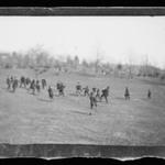 Football at Fort Greene, Brooklyn