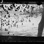 Sham Battle Crowd Scattering, Prospect Park, Brooklyn