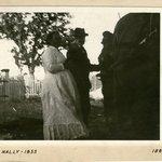 Mrs. McNally, Deep River, Connecticut