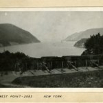 Up from West Point, New York