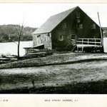 Mill, Cold Spring Harbor, Long Island