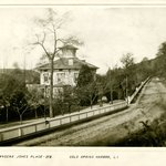 Townsend, Jones Place, Cold Spring Harbor, Long Island
