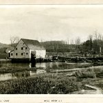 Mill, Mill Neck, Long Island