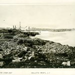 Hallets Point, Long Island