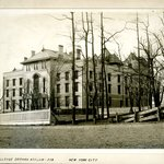 Bellevue Orphan Asylum, New York City