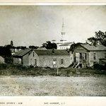 Church Spires, Sag Harbor, Long Island
