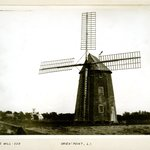 Windmill, Orient Point, Long Island