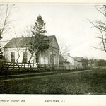 Methodist Church, Smithtown, Long Island