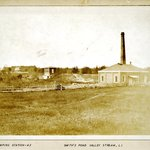 Pumping Station, Smiths Pond Valley Stream, Long Island