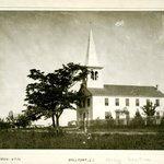 Church, Bellport, Long Island
