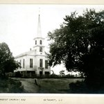 Methodist Church, Setauket, Long Island