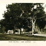 House and Mill, East Hampton, Long Island