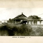 Station, Oakdale, Long Island