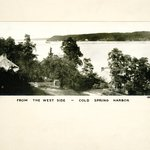 From the West Side, Cold Spring Harbor, Long Island